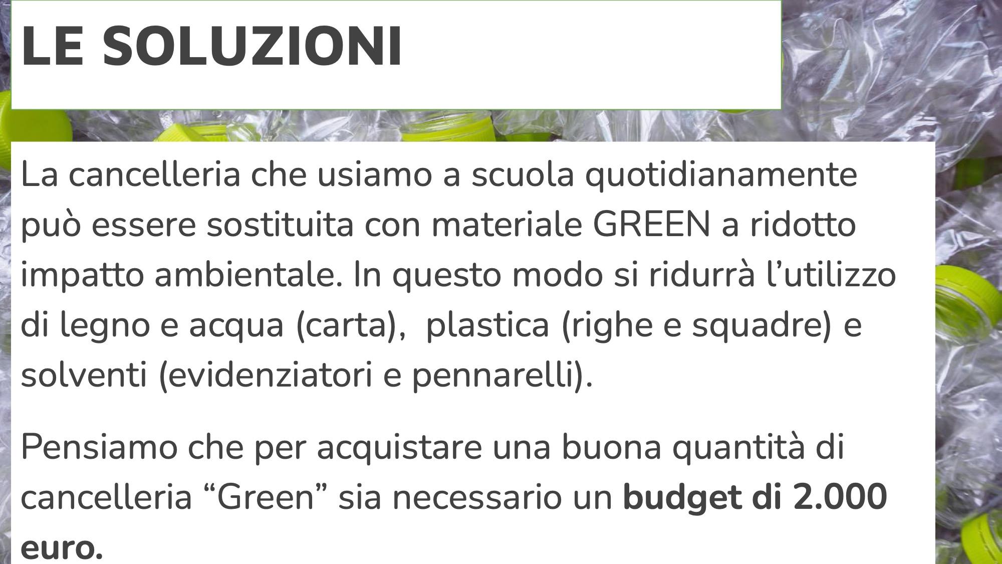 Cancelleria sostenibile 3